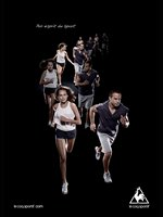 Le Coq sportif: Advertising Agency: la chose, France
